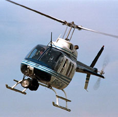 Bell 206B-3 Law Enforcement