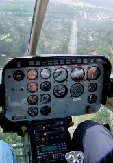 Bell 206B-3 Console